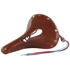 Brooks B17 Imperial Saddle orange